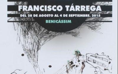 Premio al mejor intérprete español en el XLIX Certamen Internacional de Guitarra «Francisco Tàrrega»